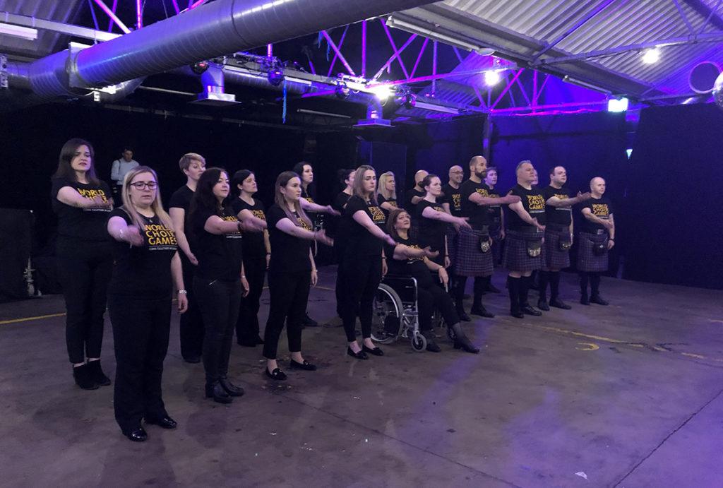 Scotland Eurovision Choir 'Alba' // Hostcity 2019