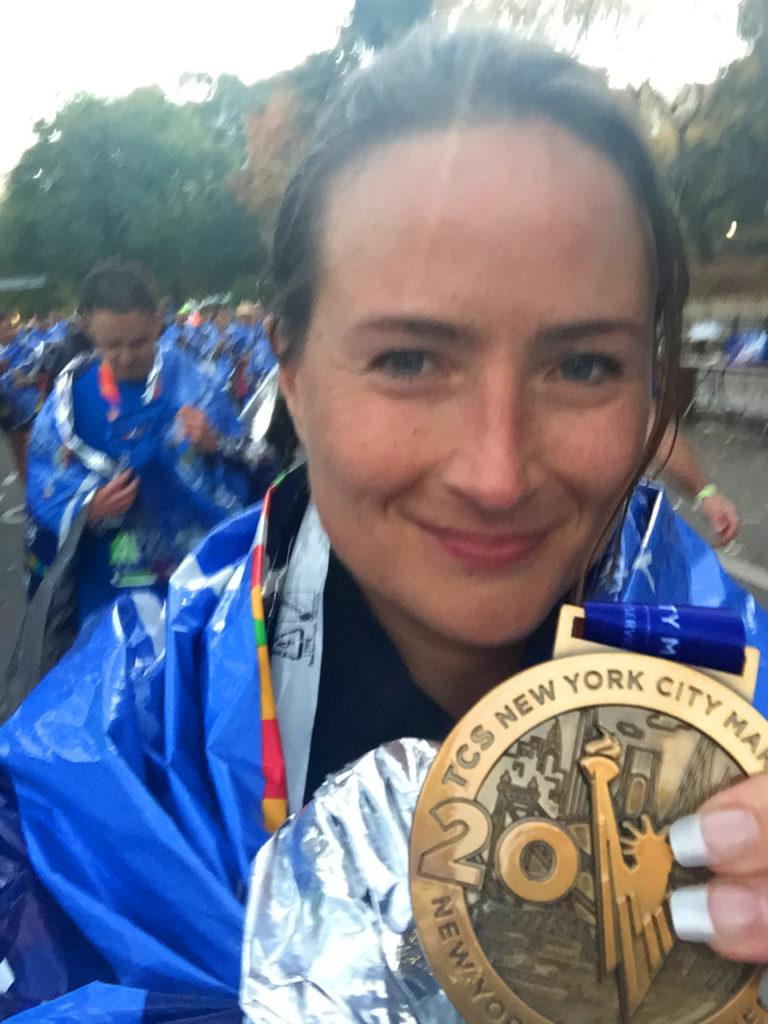 NYC Marathon 2016 // Anne Jellema